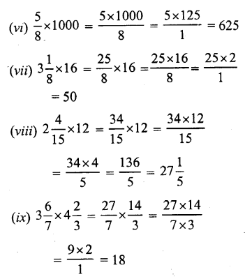 RS Aggarwal Class 7 Solutions Chapter 2 Fractions Ex 2B 2