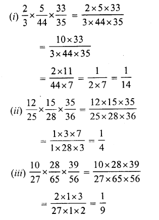 RS Aggarwal Class 7 Solutions Chapter 2 Fractions Ex 2B 4
