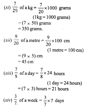 RS Aggarwal Class 7 Solutions Chapter 2 Fractions Ex 2B 9