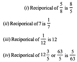 RS Aggarwal Class 7 Solutions Chapter 2 Fractions Ex 2C 1