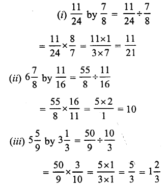 RS Aggarwal Class 7 Solutions Chapter 2 Fractions Ex 2C 4