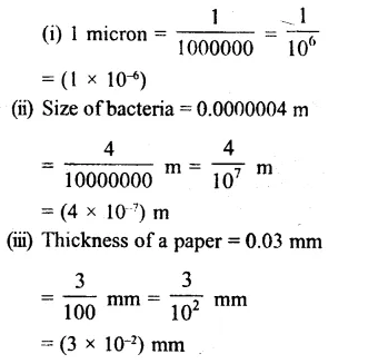 RS Aggarwal Class 8 Solutions Chapter 2 Exponents Ex 2B Q6.1
