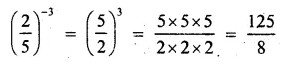 RS Aggarwal Class 8 Solutions Chapter 2 Exponents Ex 2C Q1.1