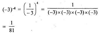 RS Aggarwal Class 8 Solutions Chapter 2 Exponents Ex 2C Q2.1