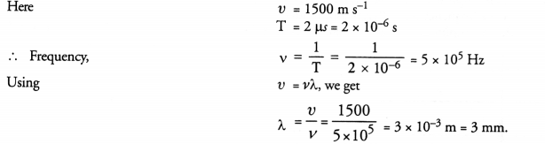 NCERT Exemplar Solutions for Class 9 Science Chapter 12 Sound image - 3