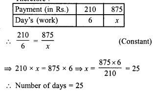 RD Sharma Class 8 Solutions Chapter 10 Direct and Inverse variationsEx 10.1 24