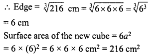 RD Sharma Class 8 Solutions Chapter 21 Mensuration II Ex 21.4 14
