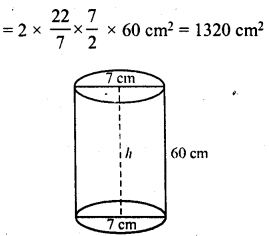 RD Sharma Class 8 Solutions Chapter 22 Mensuration III Ex 22.1 1