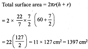 RD Sharma Class 8 Solutions Chapter 22 Mensuration III Ex 22.1 2