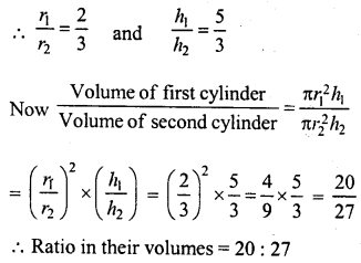 RD Sharma Class 8 Solutions Chapter 22 Mensuration III Ex 22.2 13