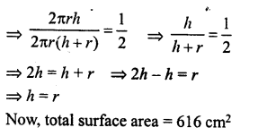 RD Sharma Class 8 Solutions Chapter 22 Mensuration III Ex 22.2 14