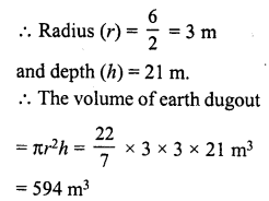 RD Sharma Class 8 Solutions Chapter 22 Mensuration III Ex 22.2 23