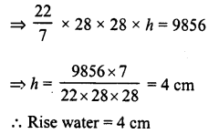 RD Sharma Class 8 Solutions Chapter 22 Mensuration III Ex 22.2 29
