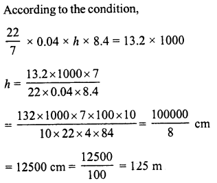 RD Sharma Class 8 Solutions Chapter 22 Mensuration III Ex 22.2 37