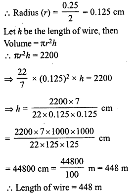 RD Sharma Class 8 Solutions Chapter 22 Mensuration III Ex 22.2 38