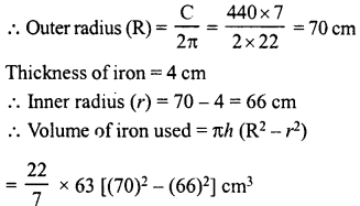 RD Sharma Class 8 Solutions Chapter 22 Mensuration III Ex 22.2 53