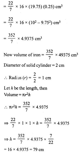 RD Sharma Class 8 Solutions Chapter 22 Mensuration III Ex 22.2 55