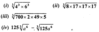 RD Sharma Class 8 Solutions Chapter 4 Cubes and Cube Roots Ex 4.4 10
