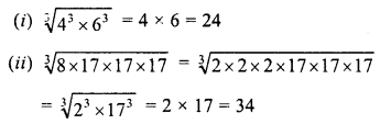 RD Sharma Class 8 Solutions Chapter 4 Cubes and Cube Roots Ex 4.4 11