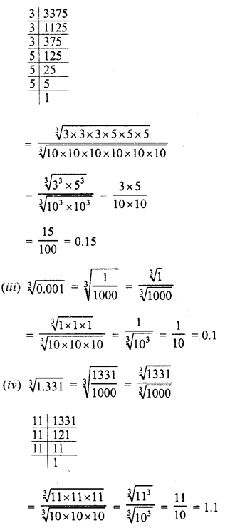 RD Sharma Class 8 Solutions Chapter 4 Cubes and Cube Roots Ex 4.4 19