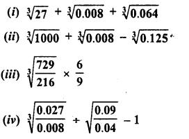 RD Sharma Class 8 Solutions Chapter 4 Cubes and Cube Roots Ex 4.4 20