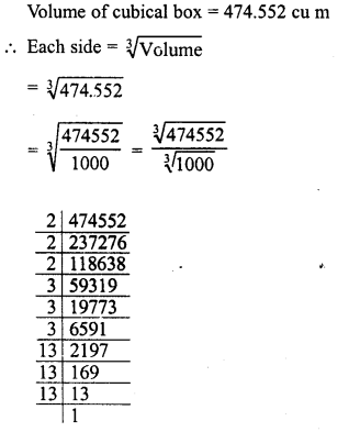 RD Sharma Class 8 Solutions Chapter 4 Cubes and Cube Roots Ex 4.4 34