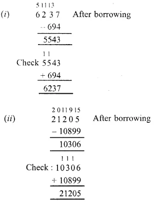 RS Aggarwal Class 6 Solutions Chapter 3 Whole Numbers Ex 3C 1.1