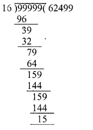 RS Aggarwal Class 6 Solutions Chapter 3 Whole Numbers Ex 3F 3.1