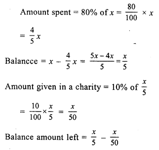 RS Aggarwal Class 7 Solutions Chapter 10 Percentage Ex 10B 12