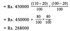 RS Aggarwal Class 7 Solutions Chapter 10 Percentage Ex 10B 19
