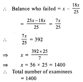 RS Aggarwal Class 7 Solutions Chapter 10 Percentage Ex 10B 5