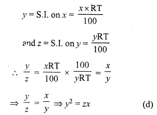 RS Aggarwal Class 7 Solutions Chapter 12 Simple Interest Ex 12B 12