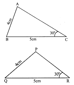 RS Aggarwal Class 7 Solutions Chapter 16 Congruence Ex 16 7