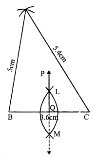 RS Aggarwal Class 7 Solutions Chapter 17 Constructions Ex 17B 1