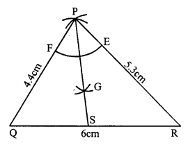 RS Aggarwal Class 7 Solutions Chapter 17 Constructions Ex 17B 2