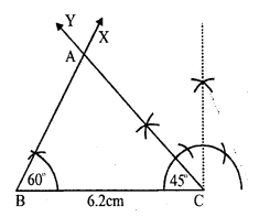RS Aggarwal Class 7 Solutions Chapter 17 Constructions Ex 17B 8