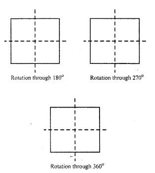 RS Aggarwal Class 7 Solutions Chapter 18 Reflection and Rotational Symmetry Ex 18B 3