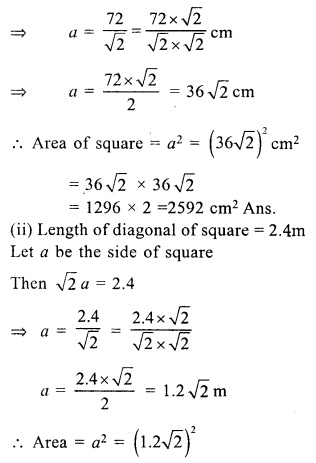 RS Aggarwal Class 7 Solutions Chapter 20 Mensuration Ex 20A 5