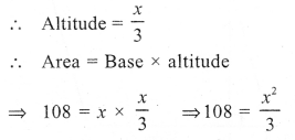 RS Aggarwal Class 7 Solutions Chapter 20 Mensuration Ex 20C 5