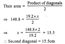 RS Aggarwal Class 7 Solutions Chapter 20 Mensuration Ex 20C 9