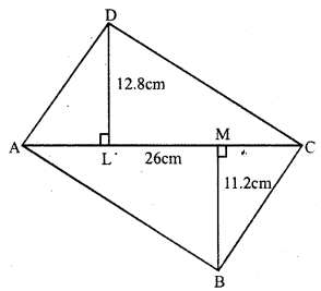 RS Aggarwal Class 7 Solutions Chapter 20 Mensuration Ex 20D 17