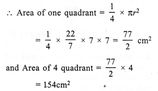 RS Aggarwal Class 7 Solutions Chapter 20 Mensuration Ex 20F 12