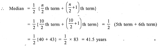 RS Aggarwal Class 7 Solutions Chapter 21 Collection and Organisation of Data Ex 21B 5