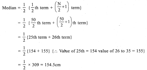 RS Aggarwal Class 7 Solutions Chapter 21 Collection and Organisation of Data Ex 21B 9