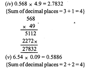 RS Aggarwal Class 7 Solutions Chapter 3 Decimals Ex 3C 5
