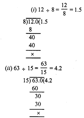 RS Aggarwal Class 7 Solutions Chapter 3 Decimals Ex 3D 1