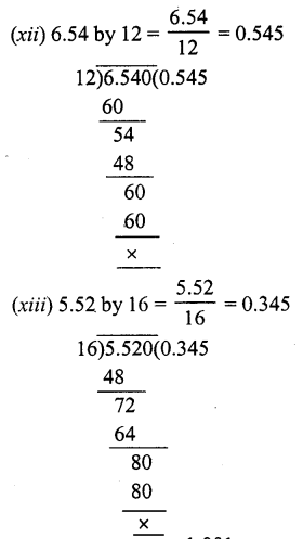 RS Aggarwal Class 7 Solutions Chapter 3 Decimals Ex 3D 10