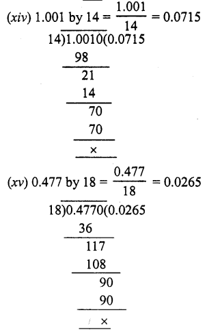 RS Aggarwal Class 7 Solutions Chapter 3 Decimals Ex 3D 11