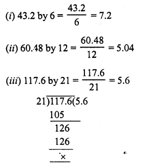 RS Aggarwal Class 7 Solutions Chapter 3 Decimals Ex 3D 5