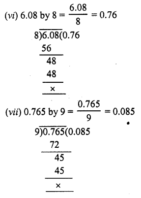 RS Aggarwal Class 7 Solutions Chapter 3 Decimals Ex 3D 7